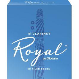 D'Addario Rico Royal Bb Clarinet 3,5, 10