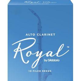 D'Addario Rico Royal alt Clarinet 2,5, 10
