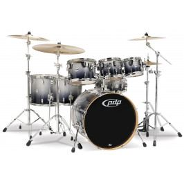 PDP Concept Maple CM7 Silver to Black Fade