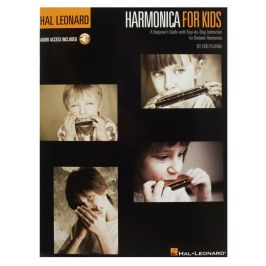 MS Harmonica For Kids: A Beginner's Guide With Step-by-Step Instructio