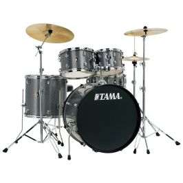 Tama Rhythm Mate Studio set Galaxy silver
