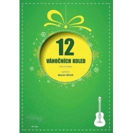 KN 12 Vánočních koled pro kytaru