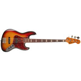 Fender 1972 Jazz Bass Sunburst Alder Body
