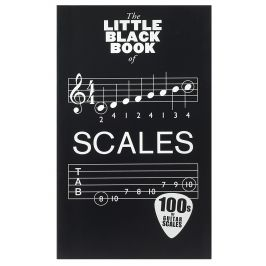 MS The Little Black Book Of Scales