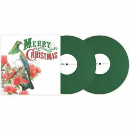 Serato Christmas Card vinyl
