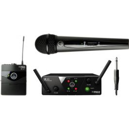 AKG WMS40 Mini2 Vocal/instrumental set DUAL ISM2/3