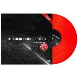 Native Instruments Traktor Scratch Pro Control Vinyl Red MKII