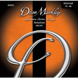 Dean Markley DM 2503 B REG Nikel Electric Guitar Strings Regular 010-046