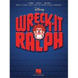 Hal Leonard Wreck-It Ralph: Music From the Motion Picture
