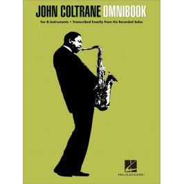Hal Leonard John Coltrane - Omnibook Clarinet, Saxophone, etc