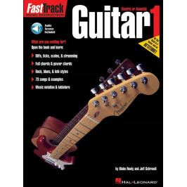 Hal Leonard FastTrack - Guitar Method 1
