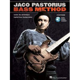 Hal Leonard Jaco Pastorius Bass Method