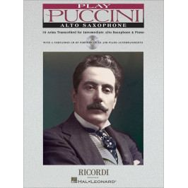 Hal Leonard Play Puccini - Alto Saxophone