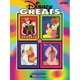Hal Leonard Disney Greats Piano