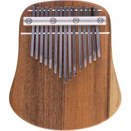 Kalimba Musical Instrument O15 Diatonic G-Dur Matt Walnut