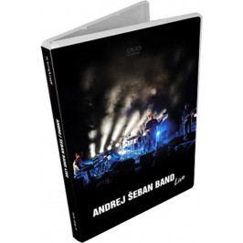 Euforion DVD Andrej Šeban Band LIVE in Bratislava
