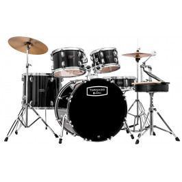 Mapex TND5294FTCDK Tornado V2 Fusion 22 Drumset Black