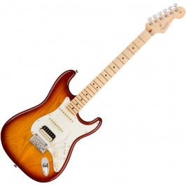 Fender American PRO Stratocaster HSS Shawbucker MN Sienna Sunburst