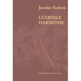 Jaroslav Kofroň Učebnica harmónie