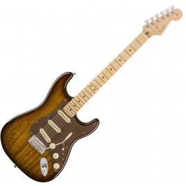 Fender 2017 LTD Shedua Top Stratocaster Natural