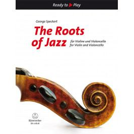 Bärenreiter The Roots of Jazz for Violin and Violoncello