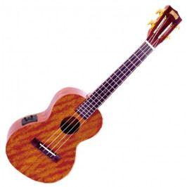 Mahalo Electric-Acoustic Tenor Ukulele Trans Brown