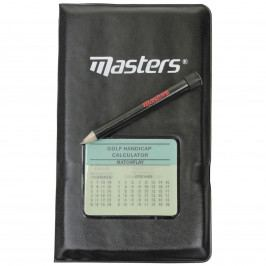Masters Golf Deluxe Score Card Holder