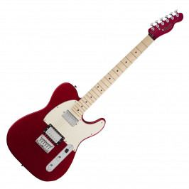 Fender Squier Contemporary Telecaster HH MN Dark Metallic Red