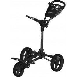 Fastfold Flat Fold Trolley Charcoal/Black
