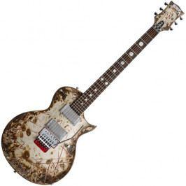 ESP Richard Kruspe RZK-II Burnt Custom Shop Version