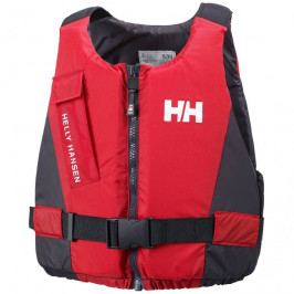 Helly Hansen RIDER VEST RED - 70-90 kg