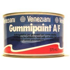 VENEZIANI Gummipaint Antifouling 375ml Black