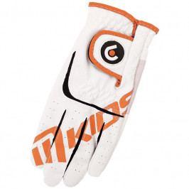 Masters Golf Mkids Junior Glove RH Wht/Org S
