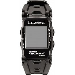 Lezyne Micro C GPS Watch Black