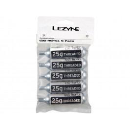 Lezyne 25g CO2 Cartridge 5-Pack