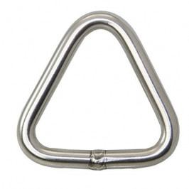 Seasure Triangle Stainless Steel 8x67 mm