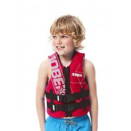 Jobe Neoprene Vest Kids Red - L/XL