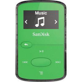 SanDisk Clip Jam Green