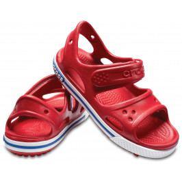 Crocs Crocband II Sandal PS Pepper/Blue Jean 29-30