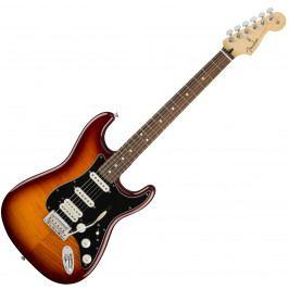 Fender Player Series STRT HSS PLSTP PF Tobacco Burst
