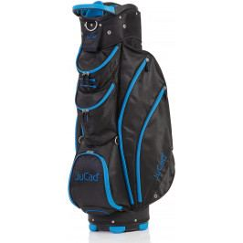 Jucad Spirit Bag Black-Zipper Blue