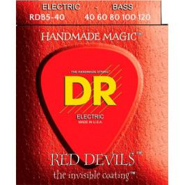DR Strings RDB5-40