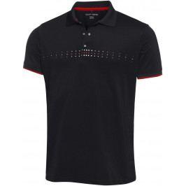 Galvin Green Milo Ventil8 Plus Shirt Black/Red/Snow XXL