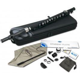 NUVO Student Flute Kit Kit Black/Silver (B-Stock) #911083