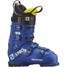 Salomon X Pro 130 Raceblue/Acid Green/Black 30-30.5