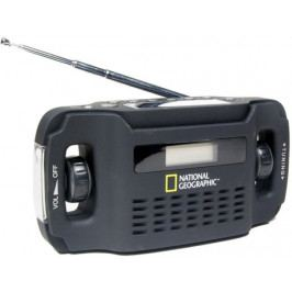 Bresser National Geographic Solar Panel Radio