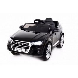 Beneo Electric Ride-On Car Audi Q7 Quattro Black