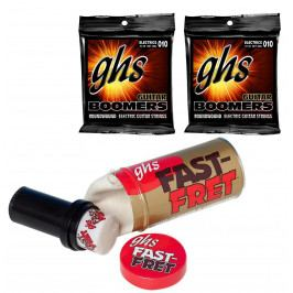 GHS Cleaner Guitar Carrying set 1