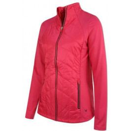 Callaway Ladies Quilted Jacket Magenta L