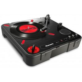 Numark PT01 Scratch Portable Turntable with Scratch Switch (B-Stock) #913316